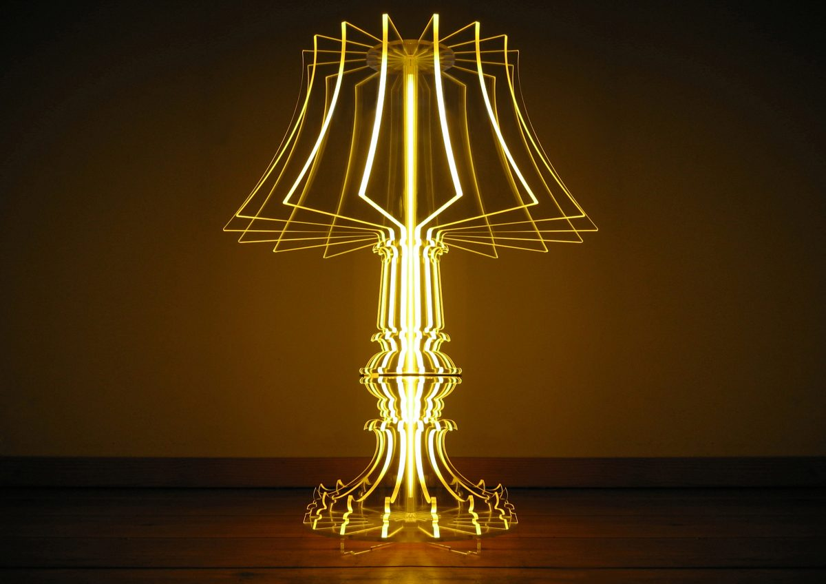 Marie-Louise tafellamp