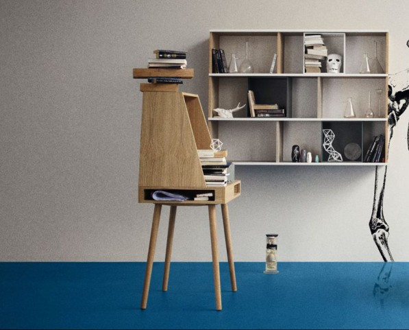 Vilfred desk Kristina Kjaer