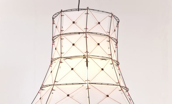 Cooling tower hanglamp