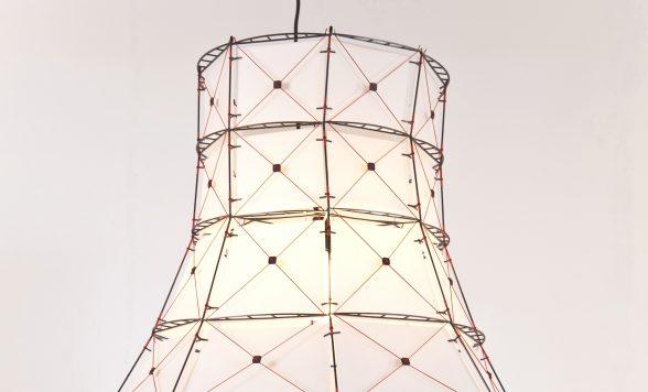 Cooling tower hanglamp