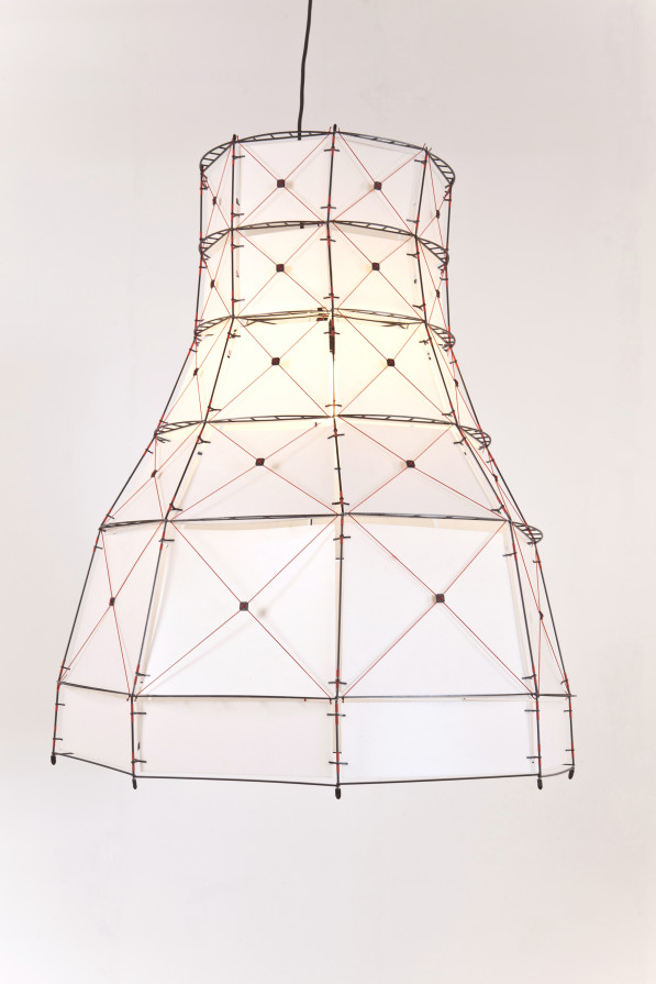 Cooling Tower lamp van Studio Mieke Meijer Large