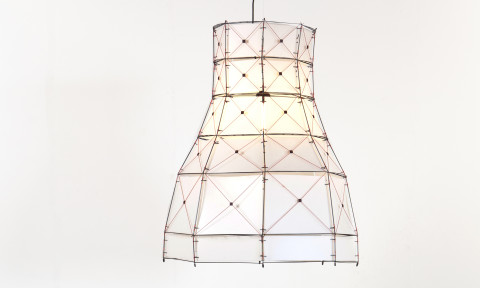 Mieke Meijer Cooling Tower lamp Large