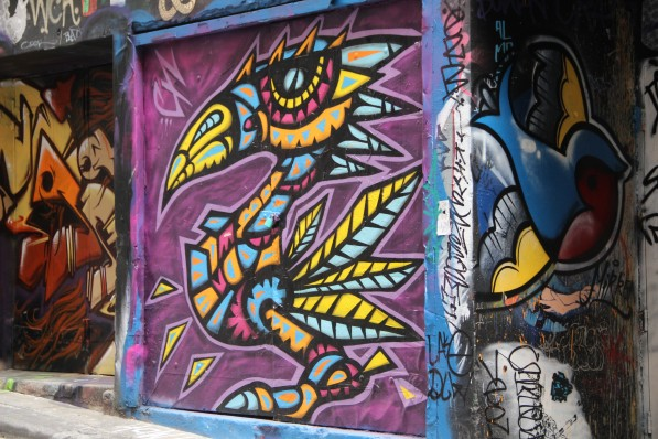 Spray art Melbourne-Gimmii