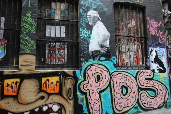 Street art Melbourne-Gimmii