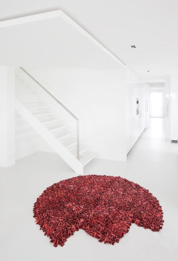 Studio Manon Juliette Feliz karpet red