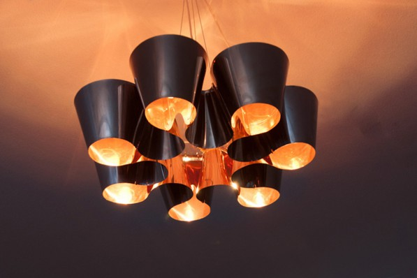 copper cone Marnix de Stigter