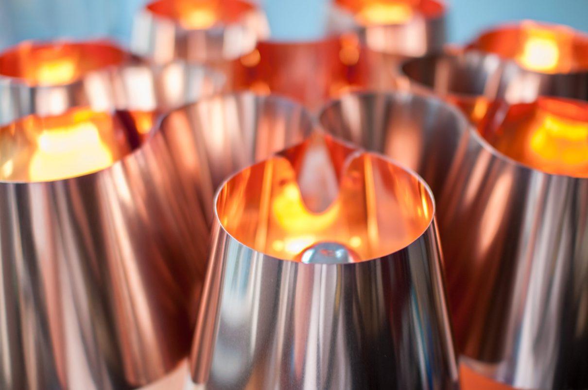 De sensuele Copper Cone