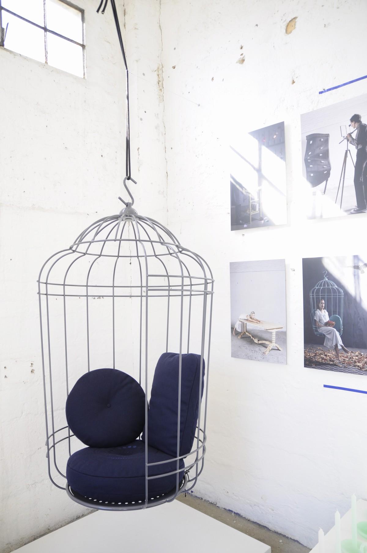Design Hangstoel Binnen.Cageling Van Ontwerpduo Online Kopen Gimmii Verzendt Gratis