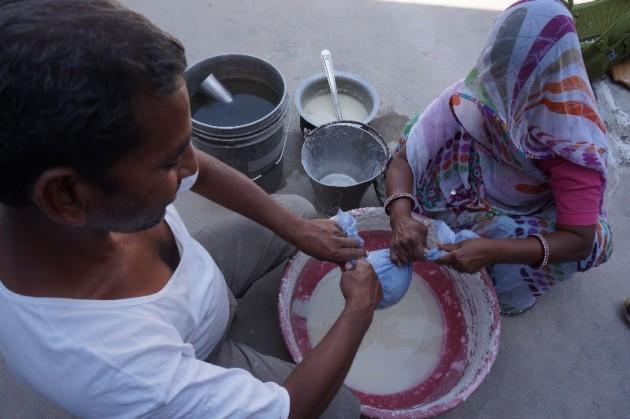 Cheese making van Studio Makkink & Bey voor Imperfect design India