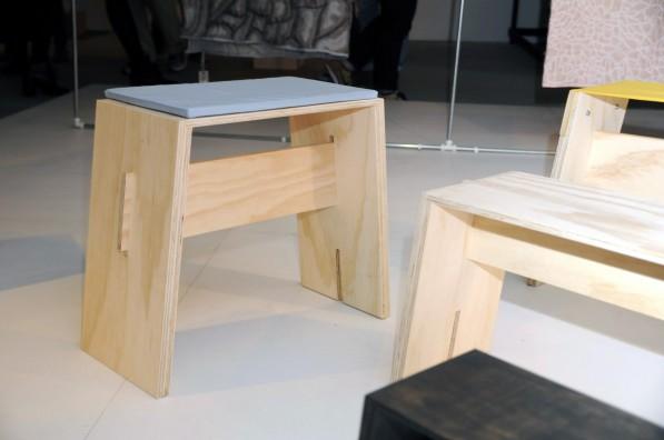 stool EENVIER Nanda Rave Gimmii