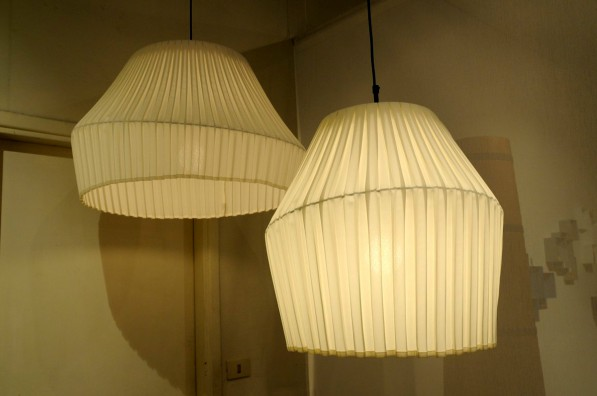 DUM lampen Pleat
