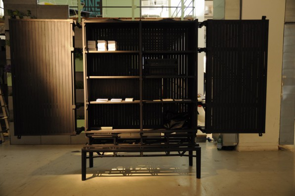 Korte Metten - Cnstr Cabinet van Paul Heynen - Gimmii