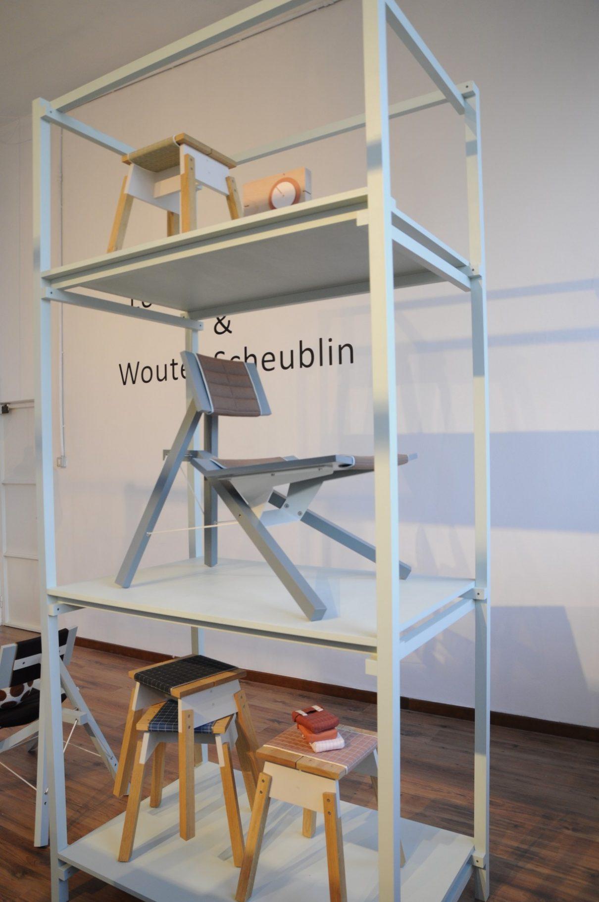 Lotty Lindeman & Wouter Scheublin