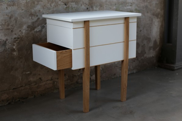 My Granny Cabinet I Side Draw open-Jolanda-van-Goor