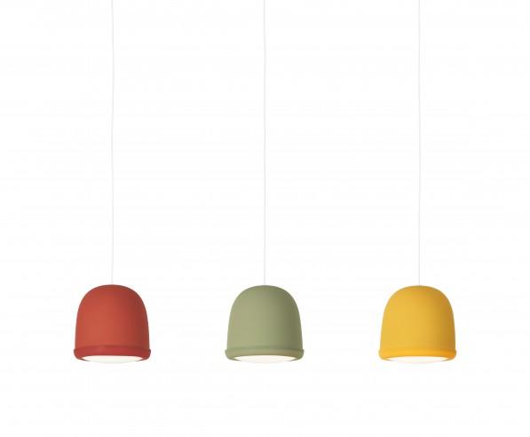 Tutti Frutti lampen van Zero groep recht