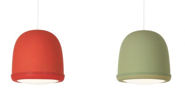 Tutti Frutti lampjes rood en groen van Zero