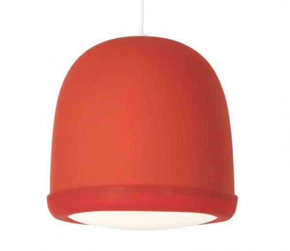 Tutti Frutti lamp rood van Zero