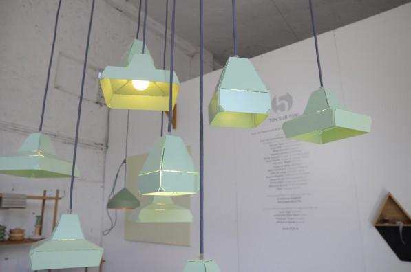 Léon de Lange lampen