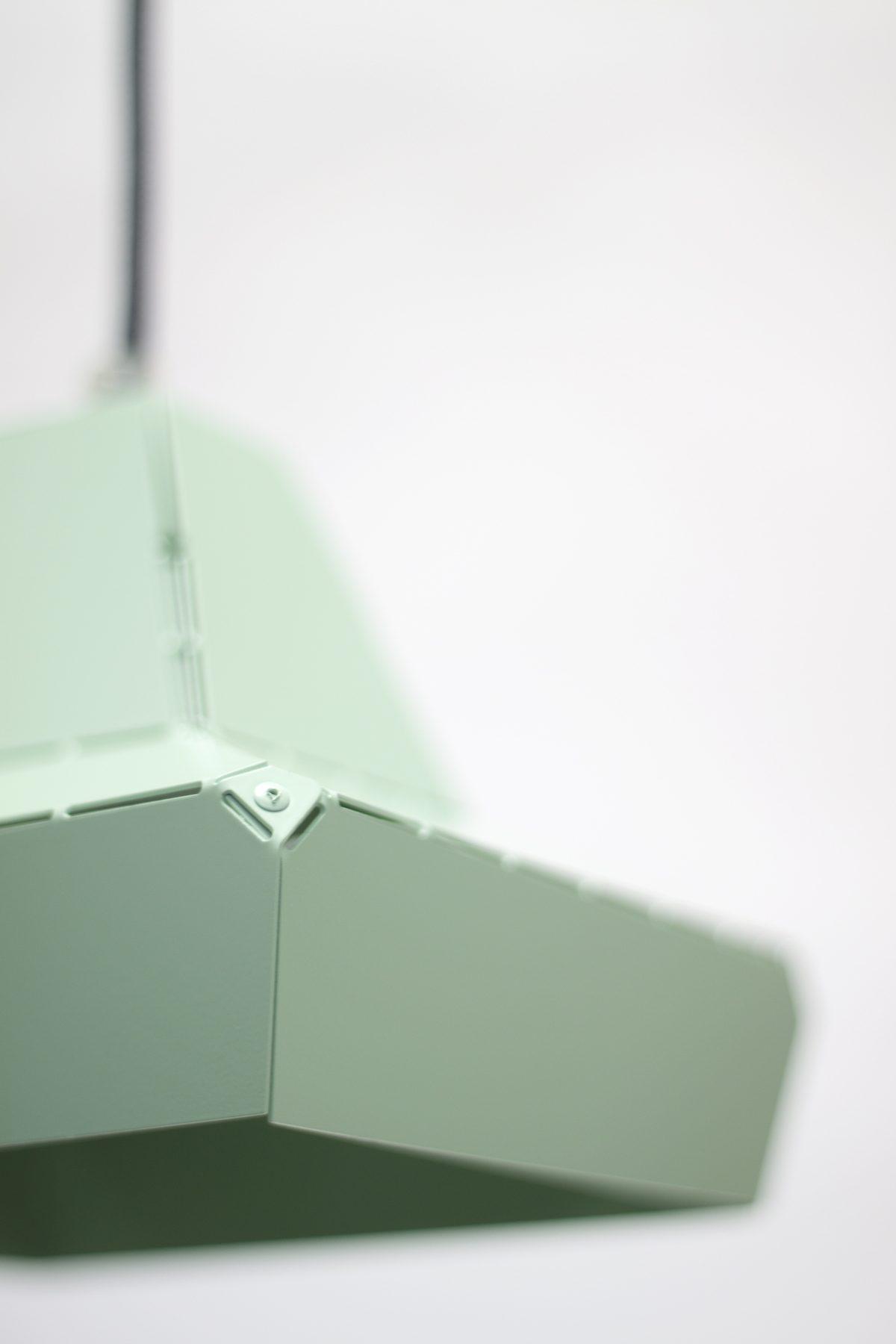 DashedLights 16cm white green detail label Vij5