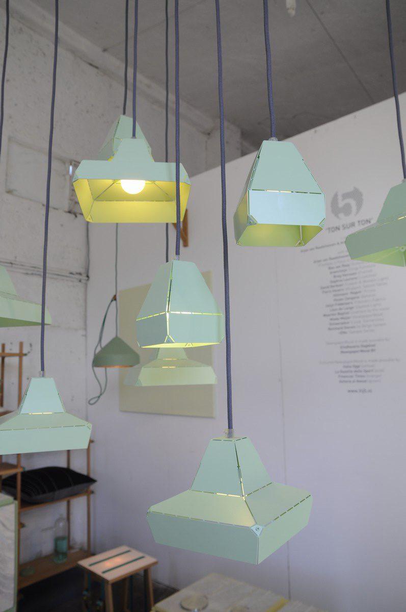 Dashed Lights green Milan photo Gimmii