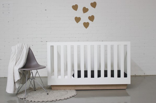 LEUK ledikant sfeer van Ukkepuk meubels ontwerper Paul Nederend