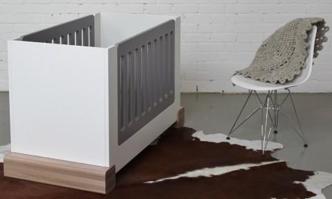 Stoer ledikant sfeer Ukkepuk meubels