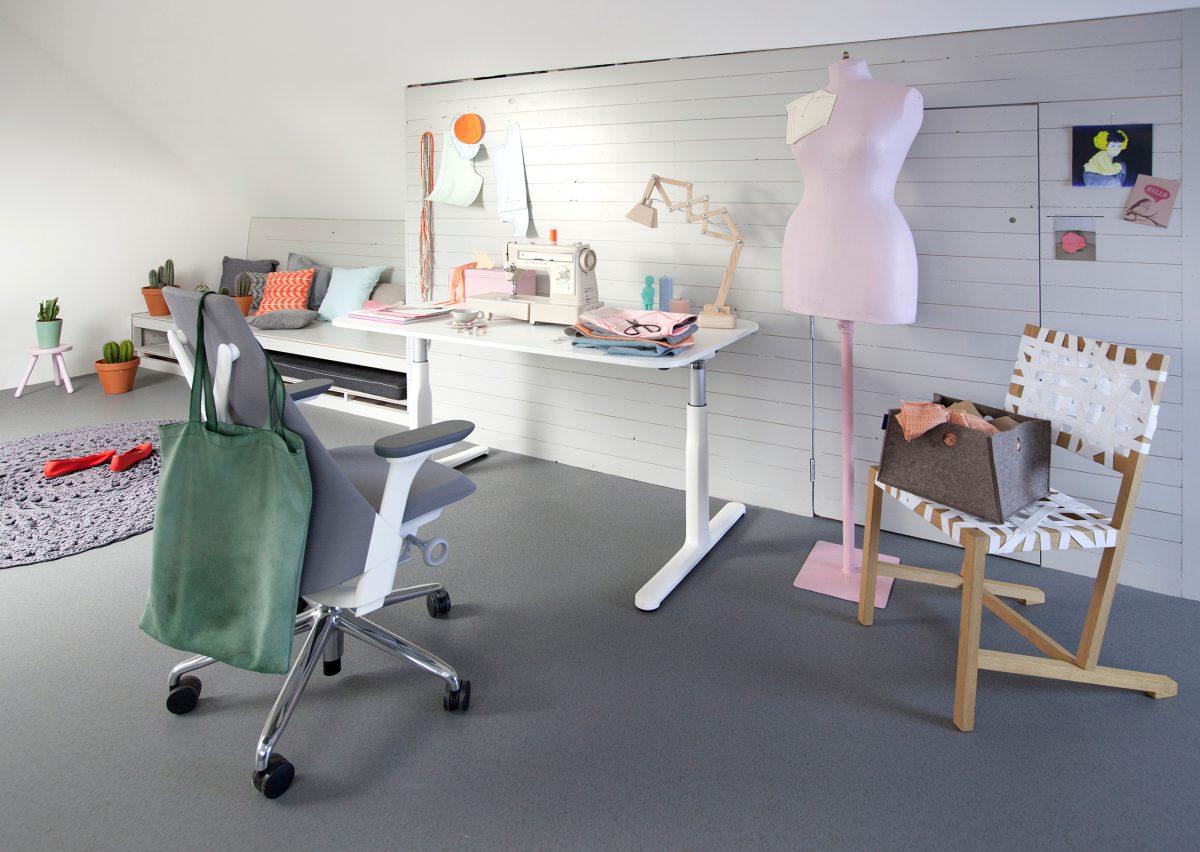 Gispen-Berlage-stoel-groen-kantoor