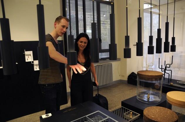 Frederik Roije Milaan Treasure Tables Texture tray SkyLight hanglampen Corien_Juffer Gimmii Jorrit Taekema - foto Gimmii