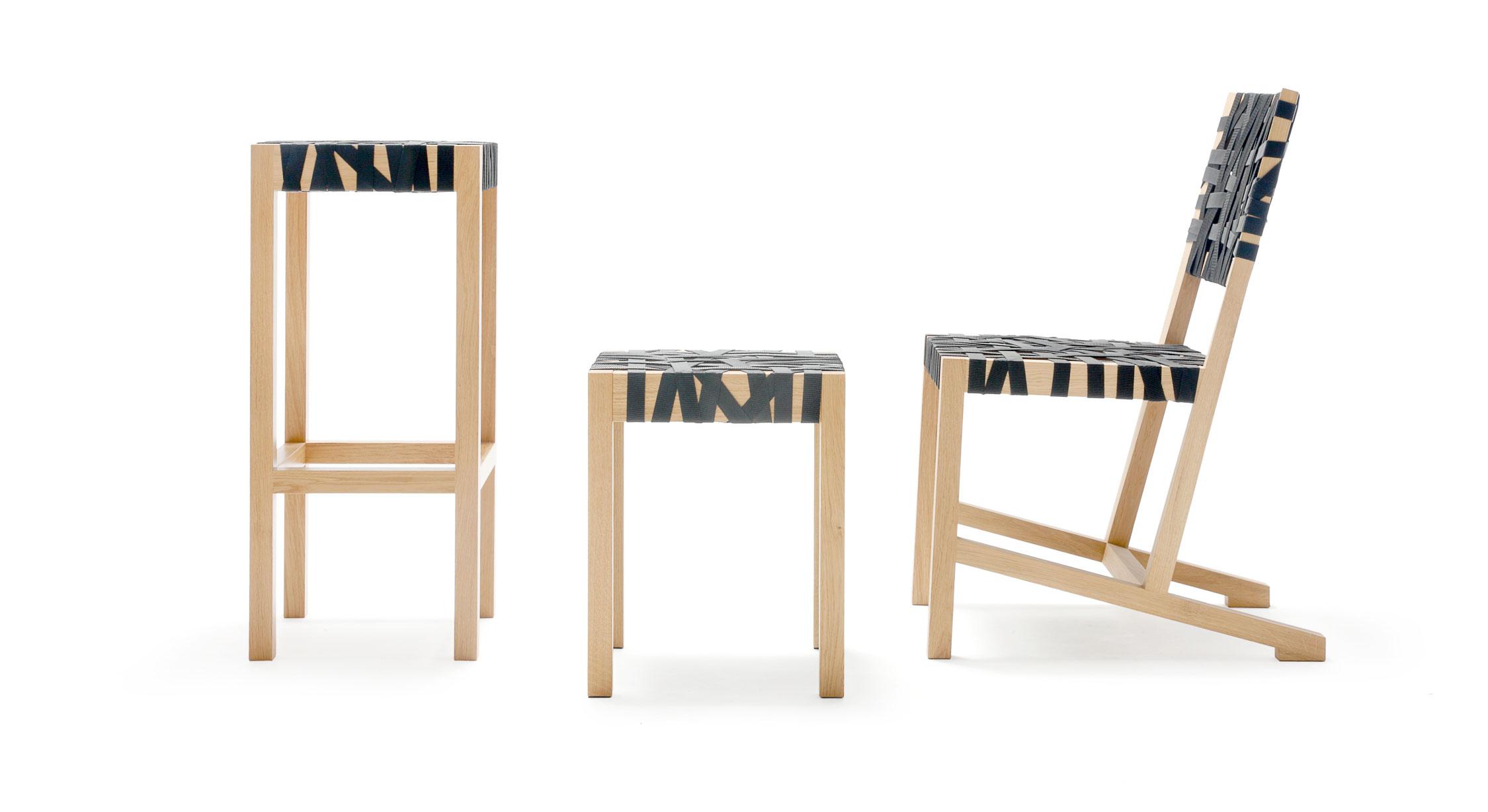 Barkruk Keuken Ikea : Gispen Berlage stoel, kruk en barkruk van Richard Hutten