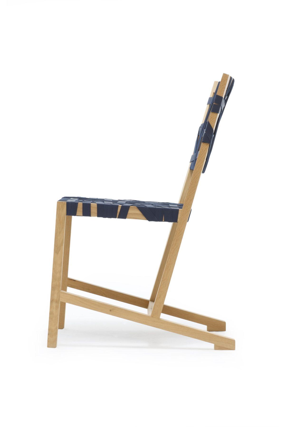 Gispen-Berlage-stoel-blauw-zijkant