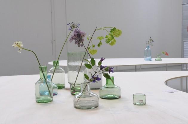 Imperfect design Cantel glaswerk Milaan foto Gimmii Nanda Rave