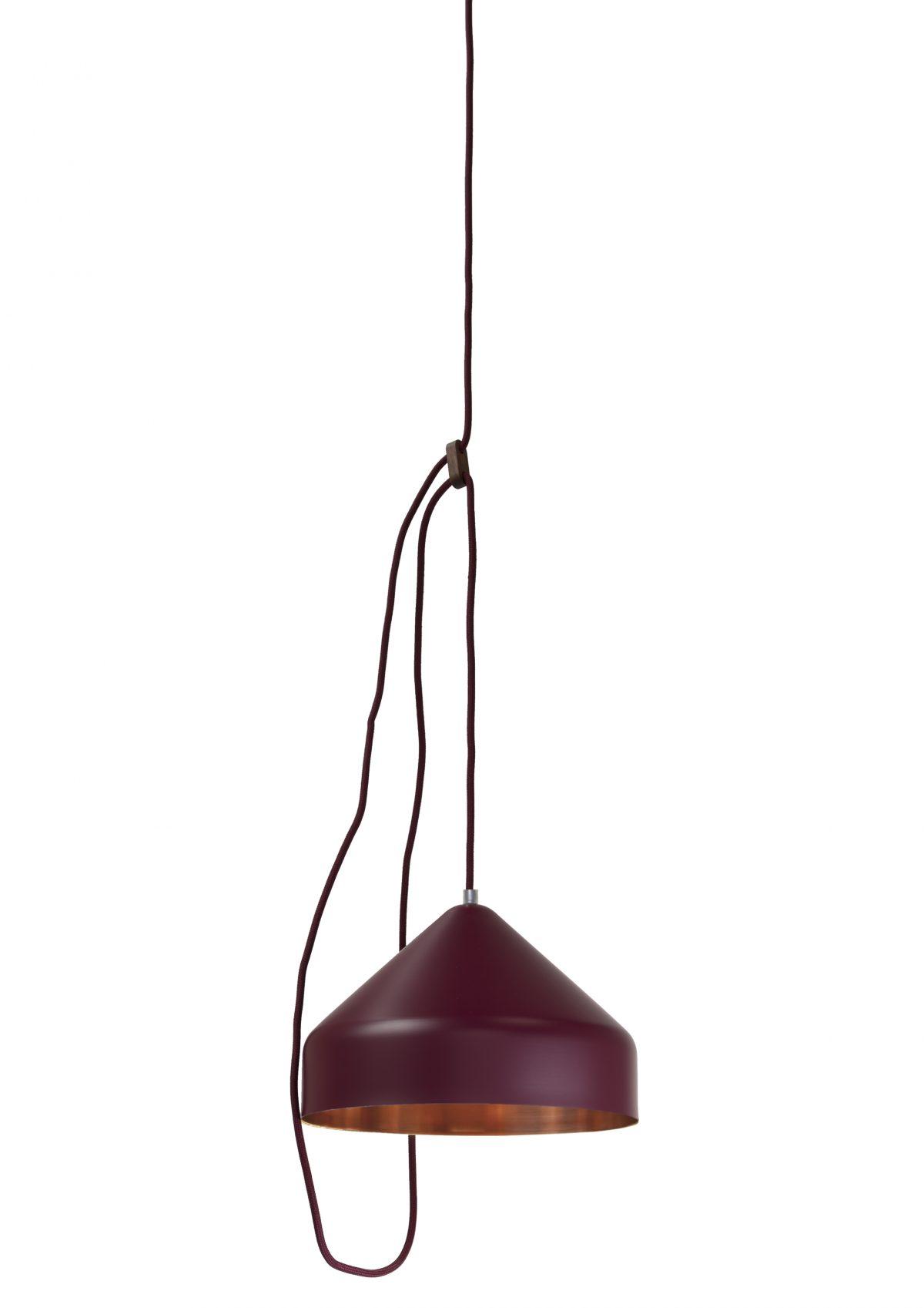 Lloop copper bordeaux NCS6030-R20B Llus rood koper Vij5 – Gimmiishop