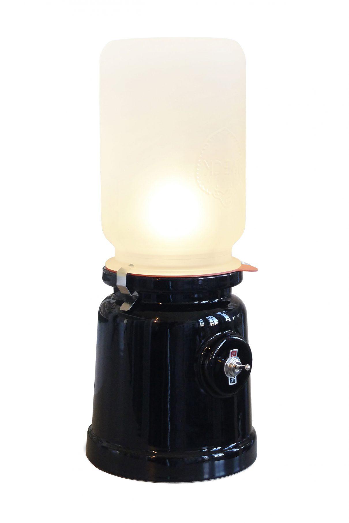 Het mooie verhaal van MECK de wecklamp van Kranen/Gille