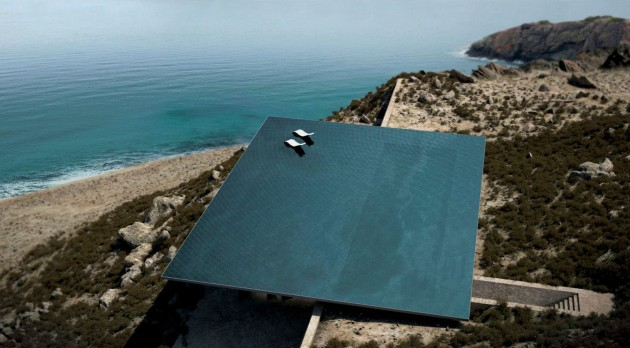 Mirage House Greece Kois Associated Architects