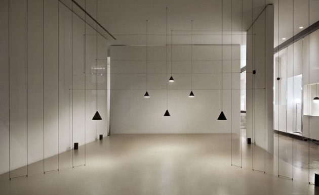 String Lights Michael Anastassiades for Flos