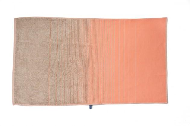 Vij5 TwoTowel in pink-beige theedoek én handdoek in één