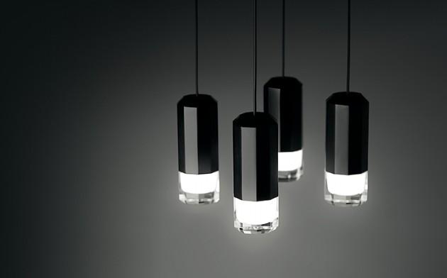Wireflow van Arik Levy voor Vibia detail lampen