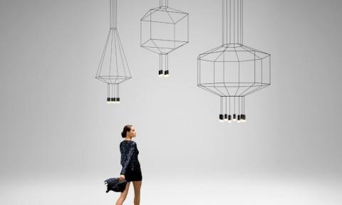 design WIREFLOW Light Arik Levy by VIBIA