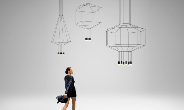 design WIREFLOW Light Arik Levy by VIBIA