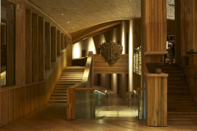 Chili design hotel Tierra Patagonia