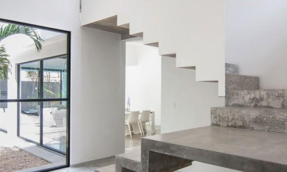 Garcias House Warm Architects