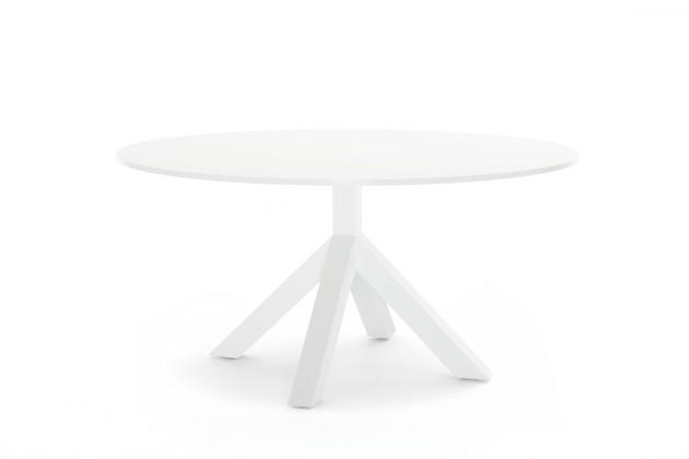 Gispen Dukdalf tafel wit 152 x 75 cm