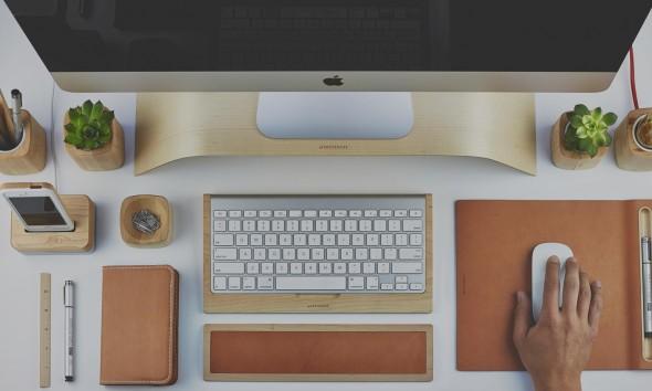 Grovemade Esdoorn Desk collection