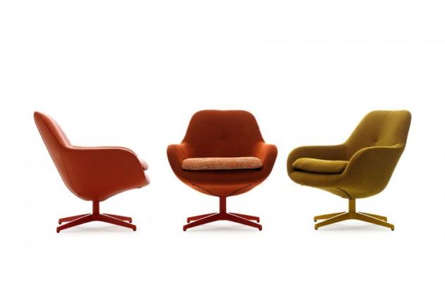 Pode fauteuil Sparkle van ontwerper Thijs Smeets