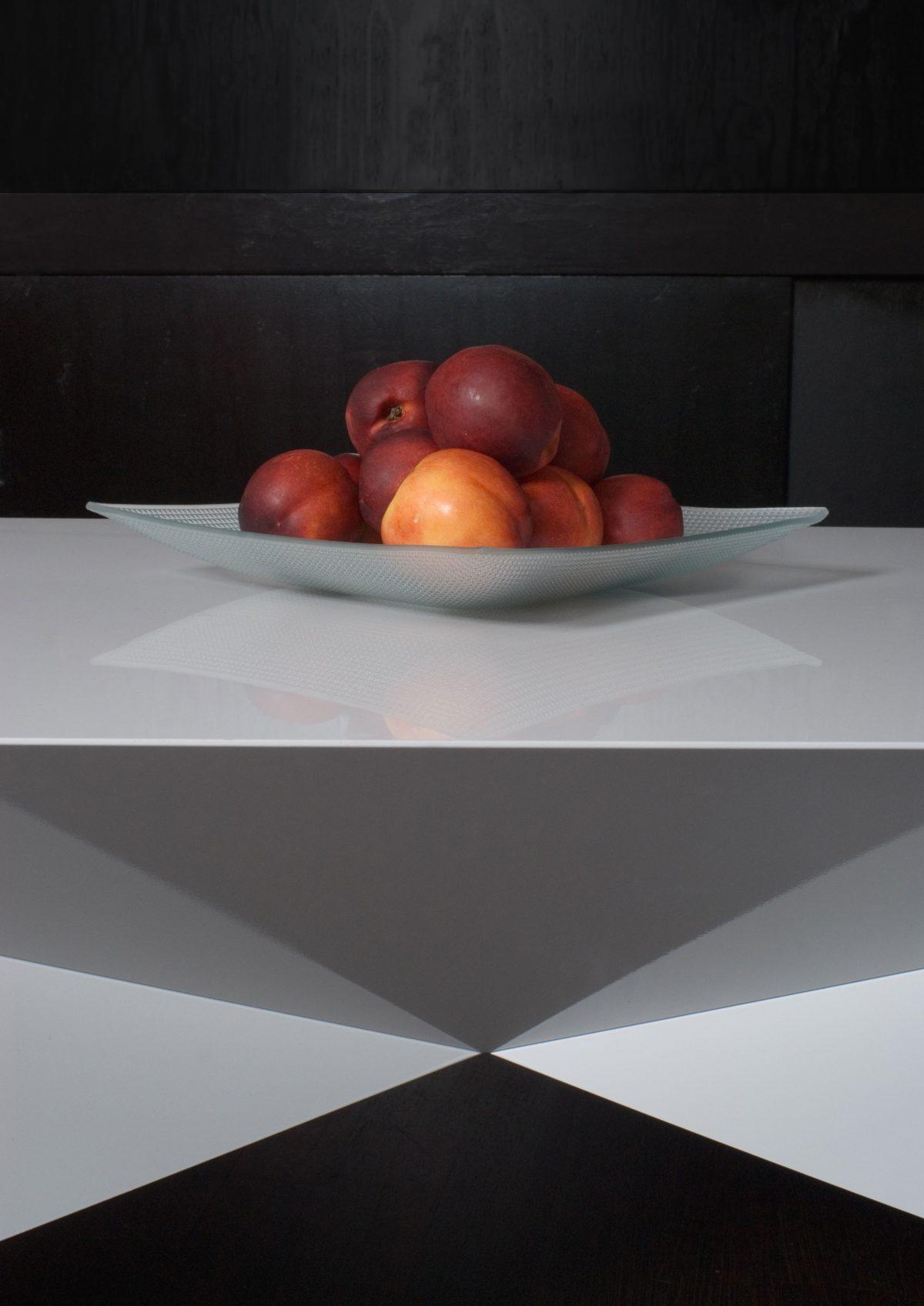 Sander Mulder Sputnik salontafel detail fruit