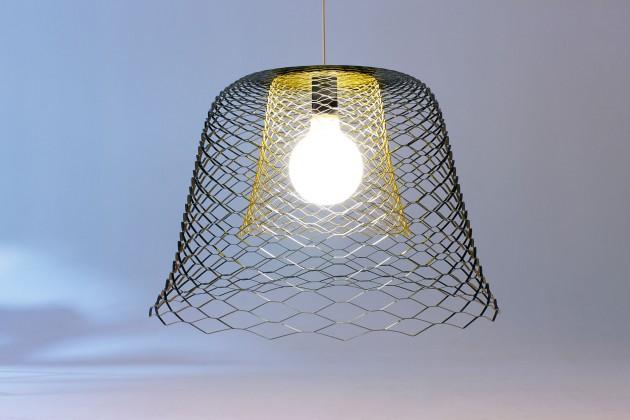 Hanglamp van Richard Hutten voor Gispen