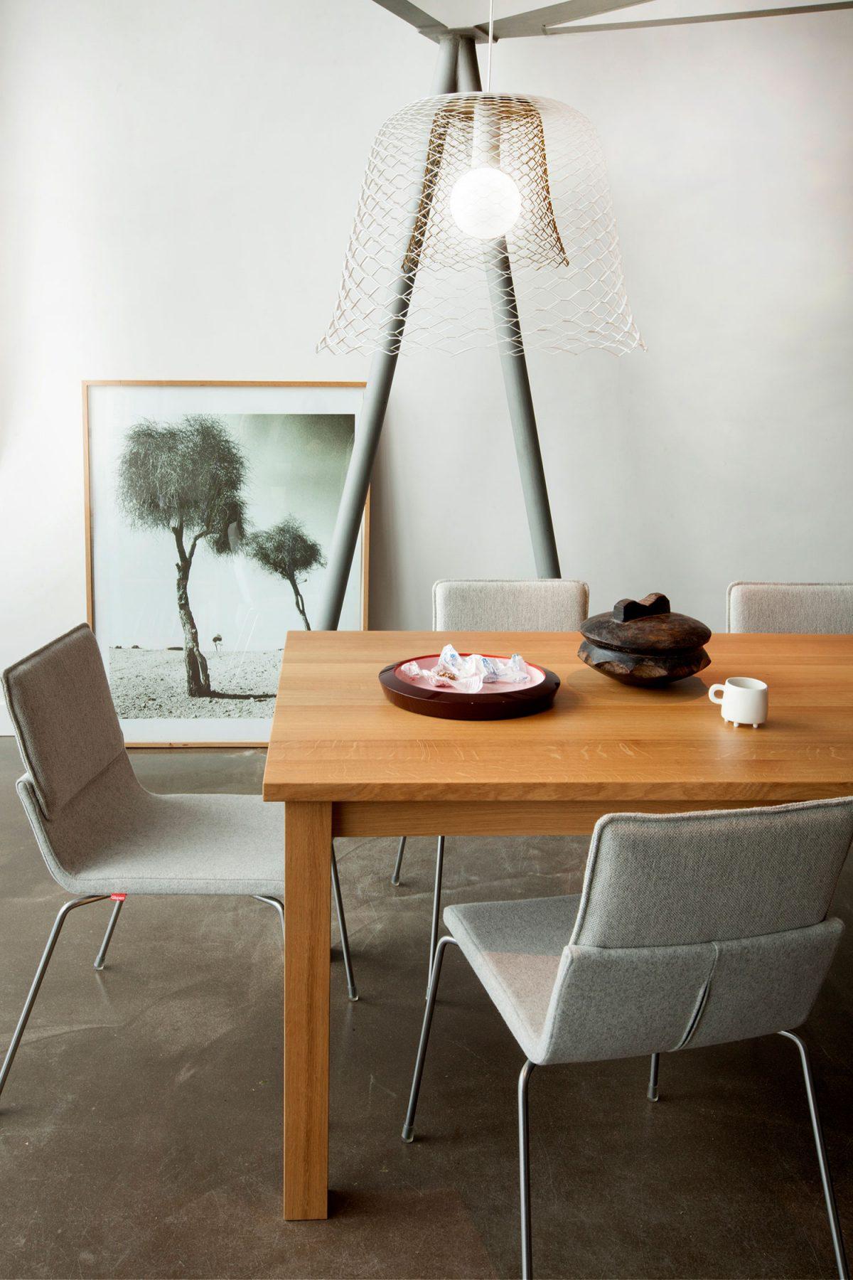 Slingerlamp hanglamp van Gispen