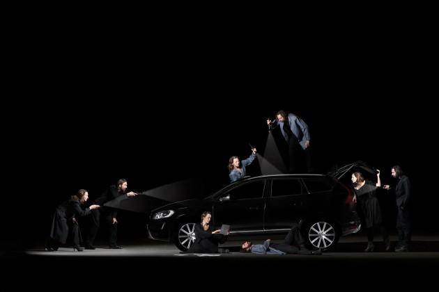 Van Eijk & Van der Lubbe voor Volvo Lisa Klappe fotografie