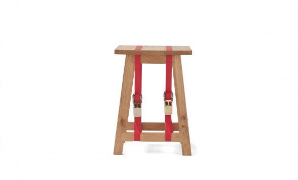 Strap stool