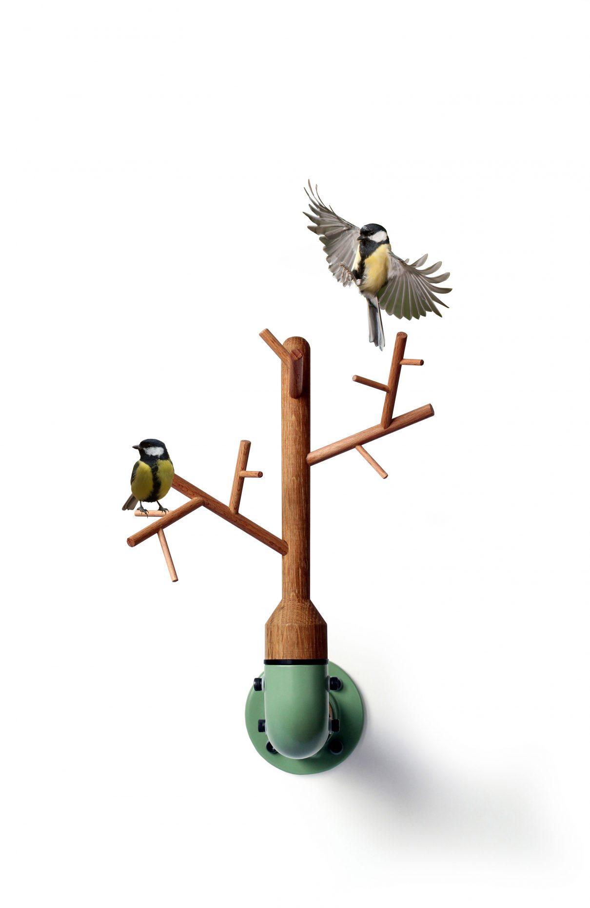 Vogelboom van vincent bos ontwerpen i gimmii